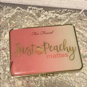 Too Faced Peachy Matte